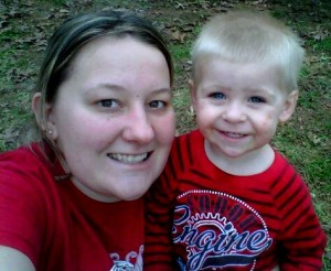 Hayden and Mommy2