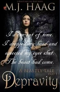 Depravity-Beastly Tale-Text