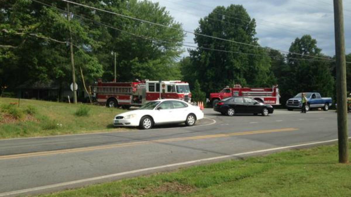 Update: Man who shot deputy in Wilkes County dead afterstandoff