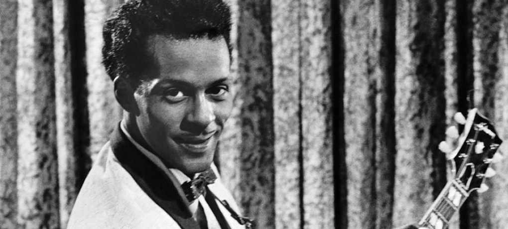 How Chuck Berry's Gift for Words and Music Changed Rock History