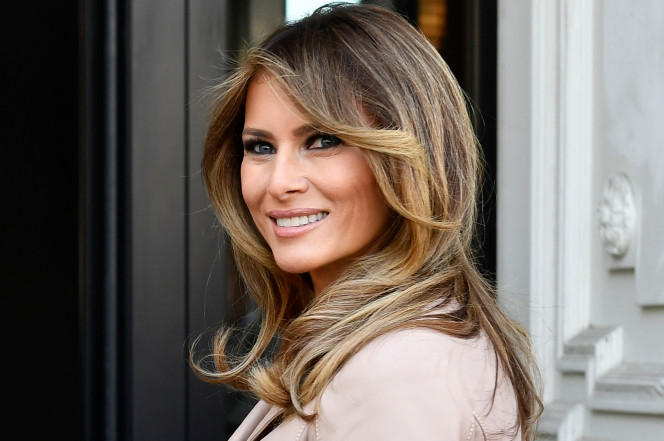 Melania Trump's Revenge on Designers Who Wouldn't Dress Her